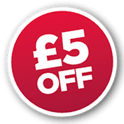 £5 OFF This Tour