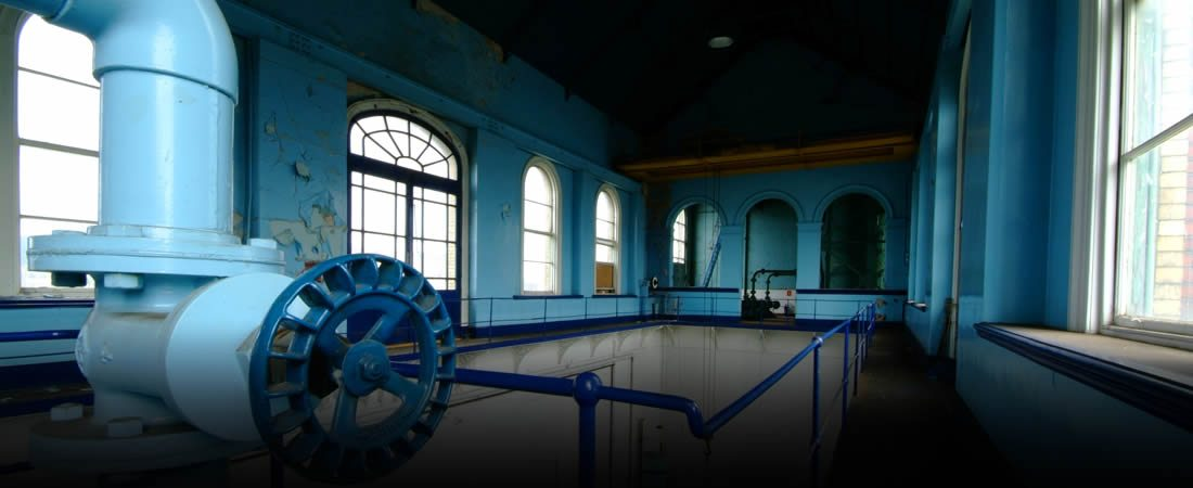 Titanic Pumphouse
