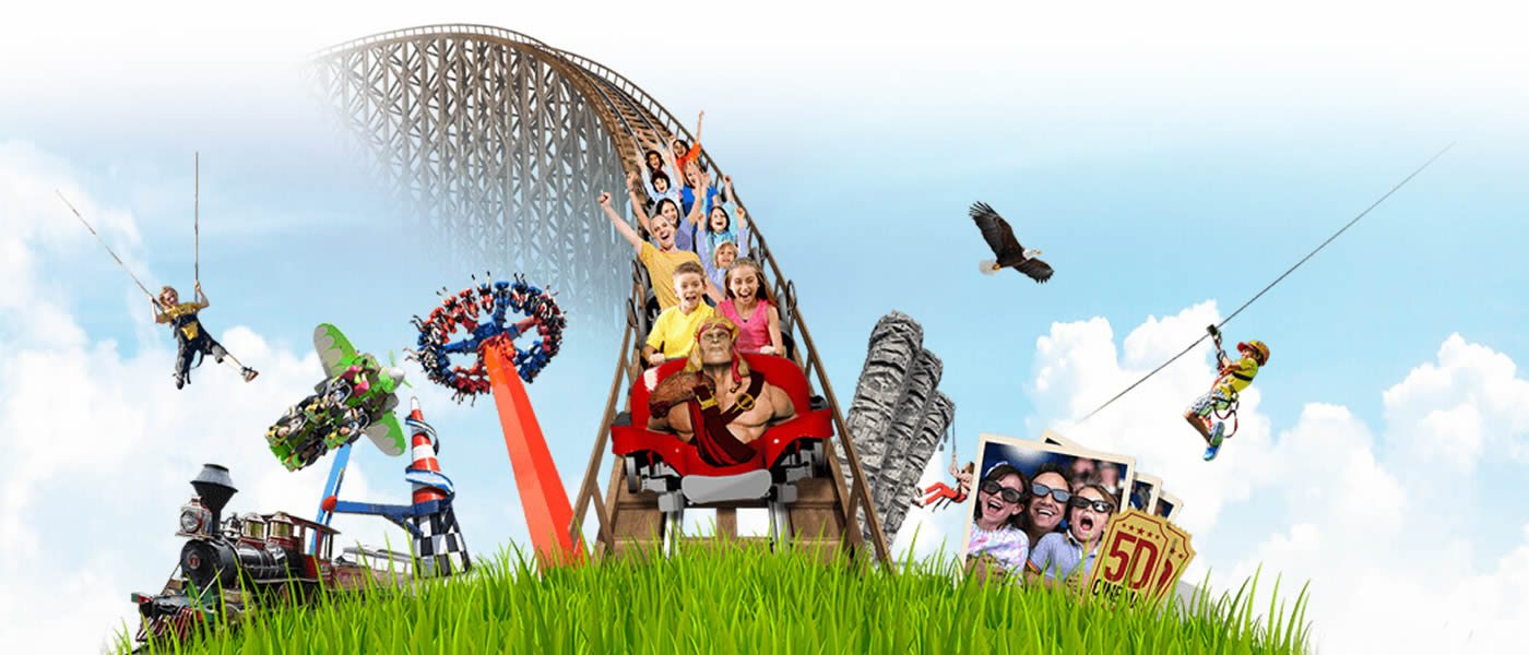 Tayto Theme Park Day Trips