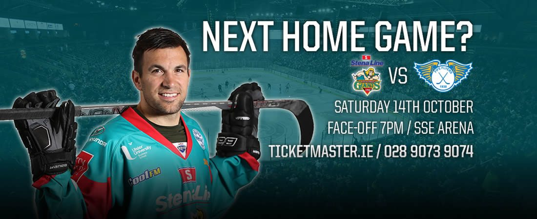 Belfast Giants vs Fife Flyers
